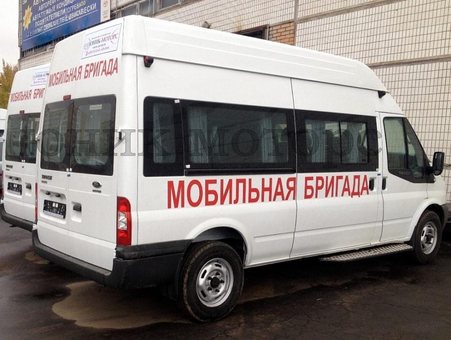 В феврале мобильные бригады врачей из Твери посетят пять районов Верхневолжья