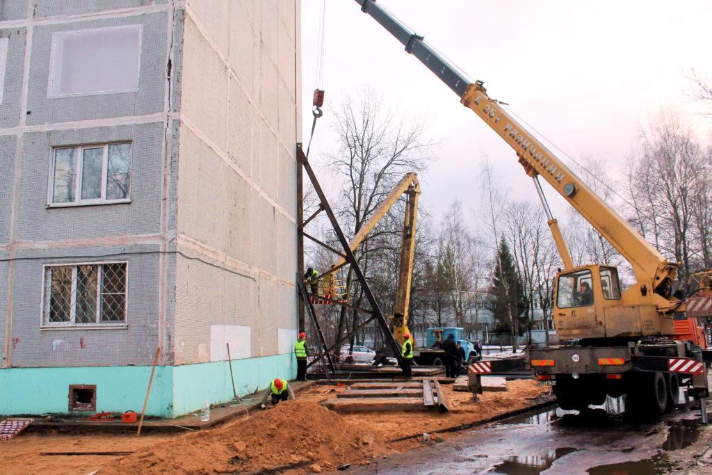 Тверскую многоэтажку, пострадавшую от хлопка газа, капитально отремонтируют
