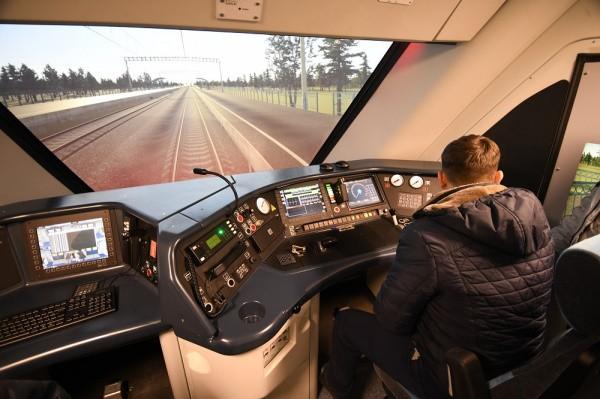 На Тверском вагонзаводе появился тренажер «Иволги»