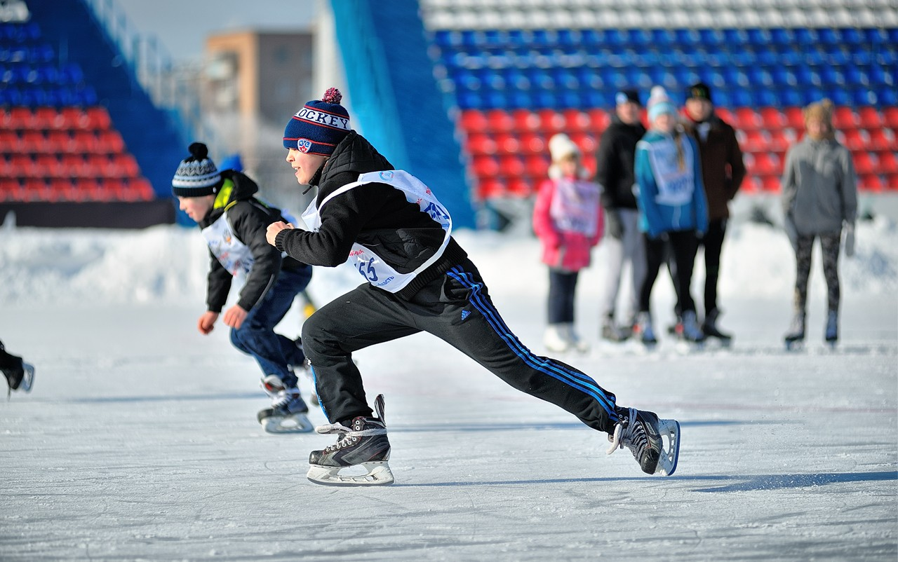 Тверских конькобежцев ждет «Лед надежды нашей»