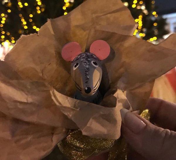 Жителям Твери понравилось обмениваться новогодними подарками
