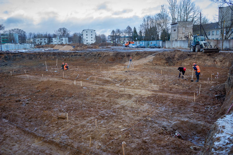 В Тверской области начали строить новый детский садик
