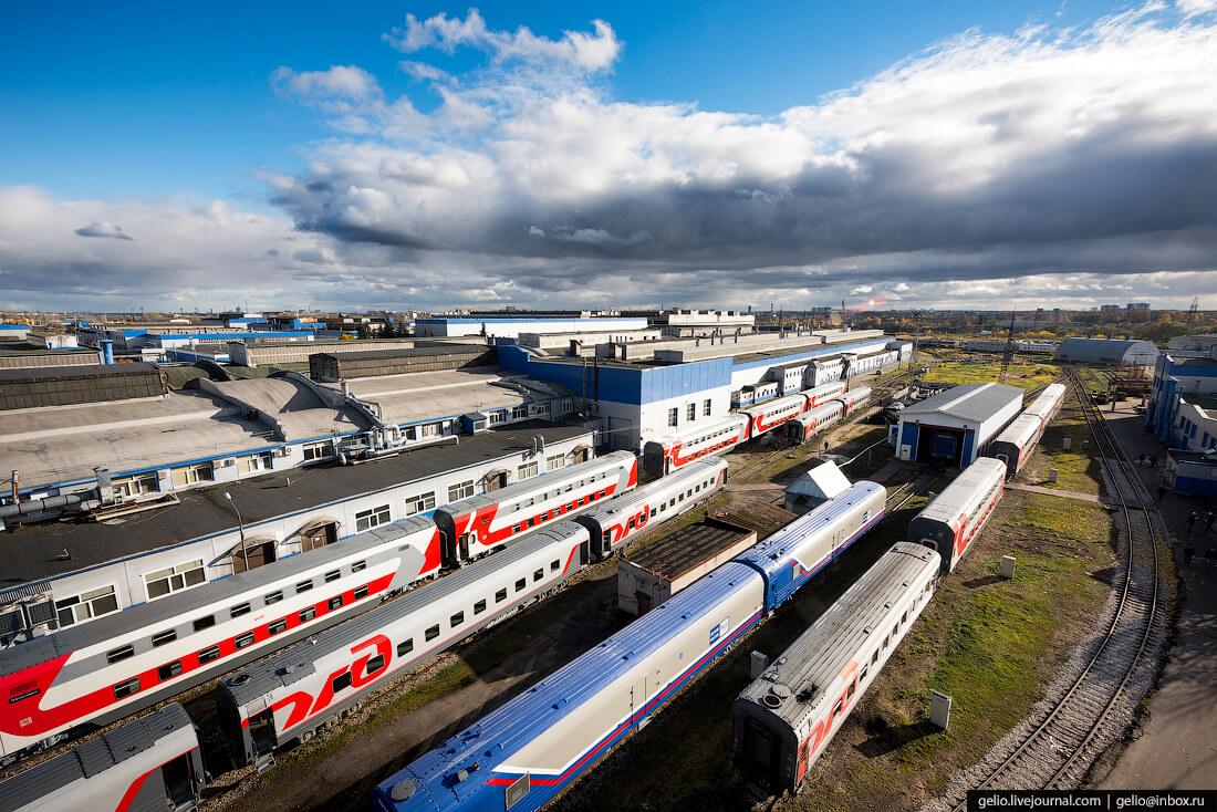 Контракт Тверского вагоностроительного завода с ФПК занял первое место в ТОП-5 крупнейших сделок в мире на поставку железнодорожного транспорта