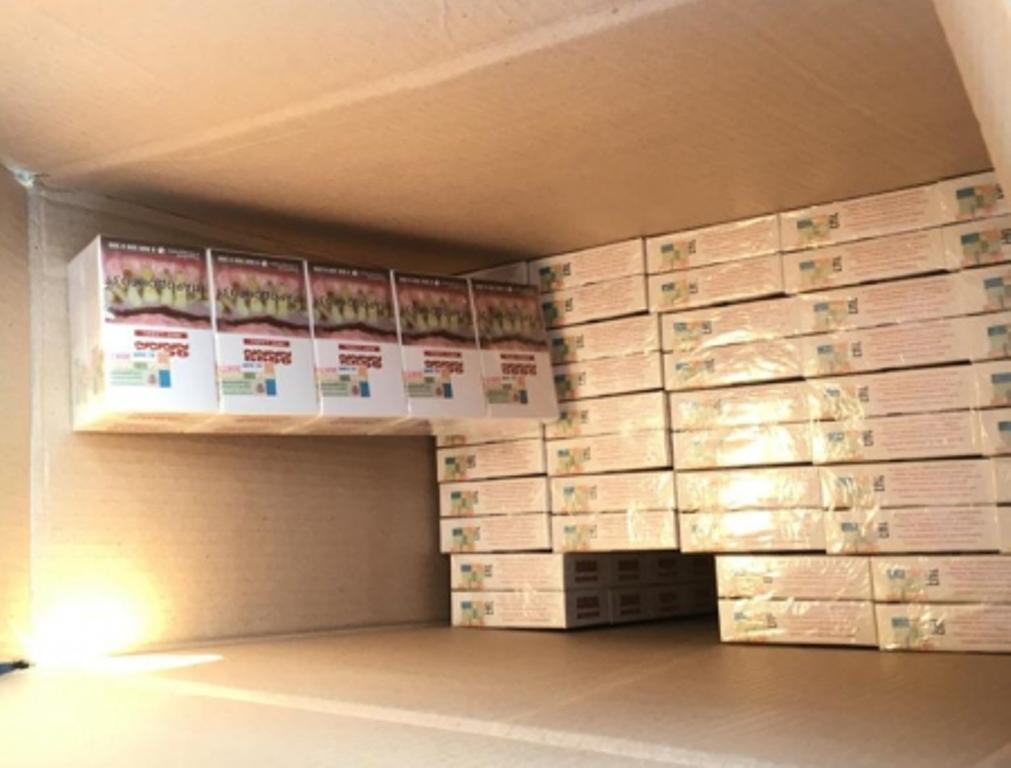 В Твери нашли фальшивые сигареты на миллион рублей