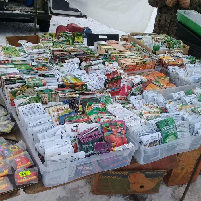В Тверской области продавали семена без документов
