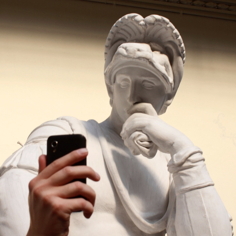 Тверская картинная галерея поддержит акцию «Музейное селфи»