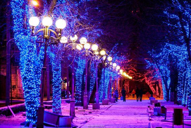 158 тысяч туристов увидели новогоднюю Тверь