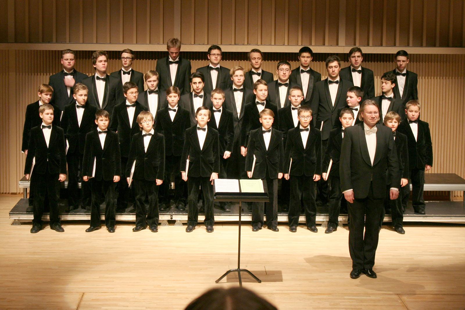 Хор мальчиков и юношей «Пионерия» выступит в тверской филармонии