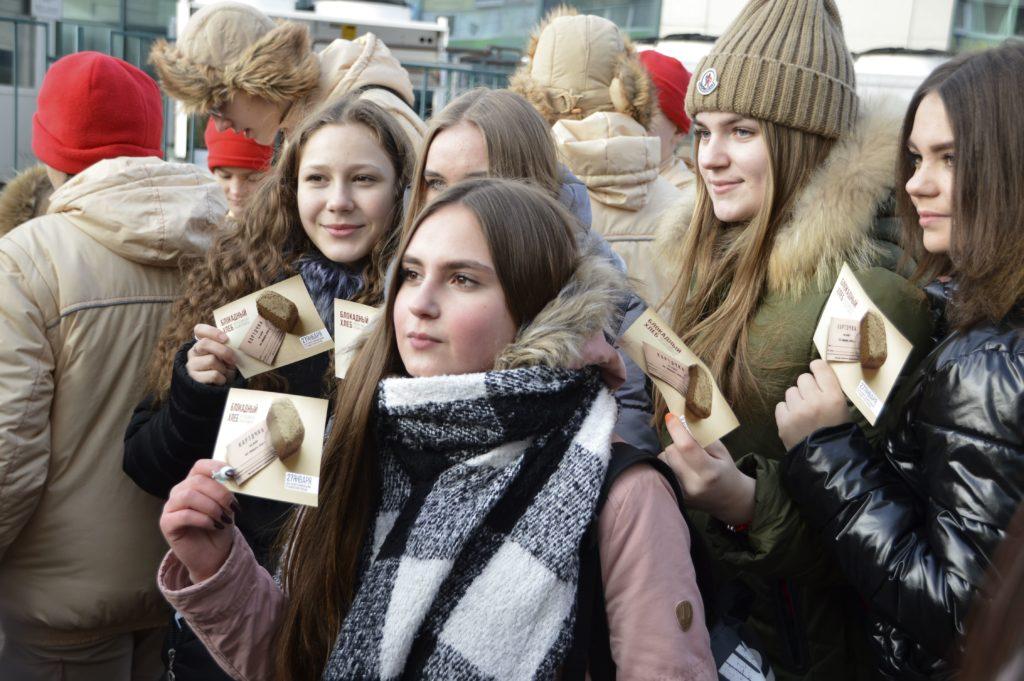 В Твери прошли памятные мероприятия в честь годовщины снятия блокады Ленинграда