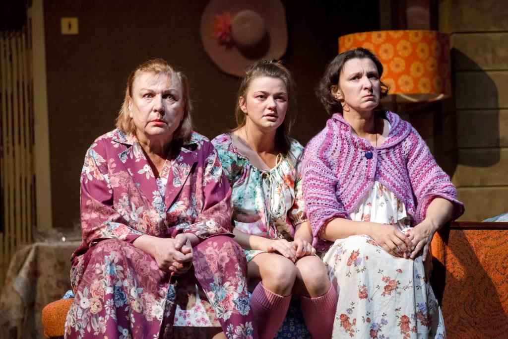 В Твери пройдет спектакль «Девушки в цвету»