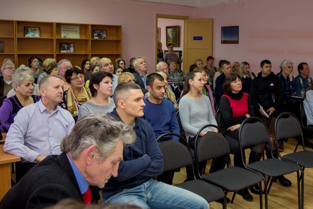 Жители Лихославля одобрили проект благоустройства парка «ПОБЕДА»
