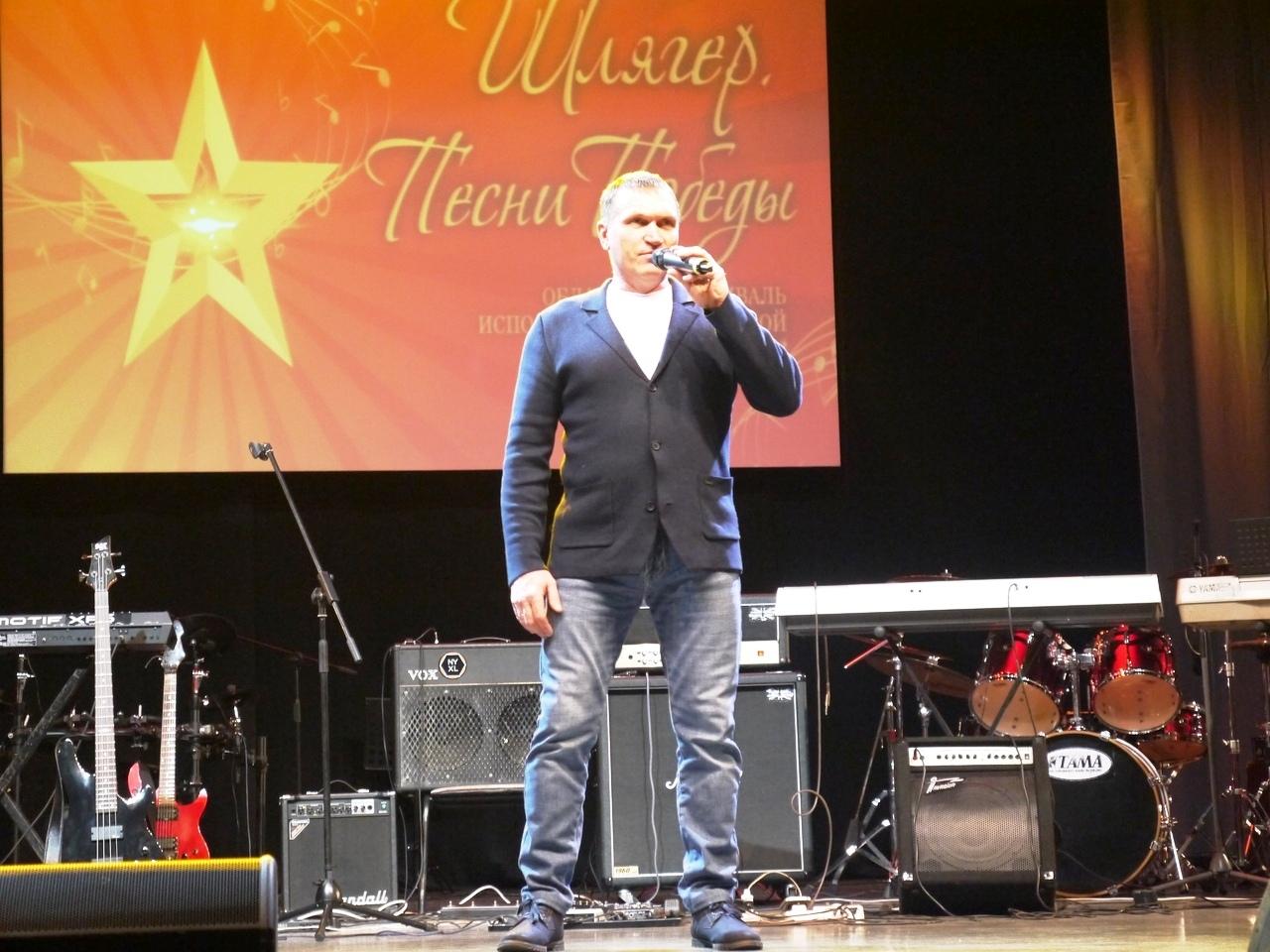 Житель Нелидово спел лучшую песню Победы