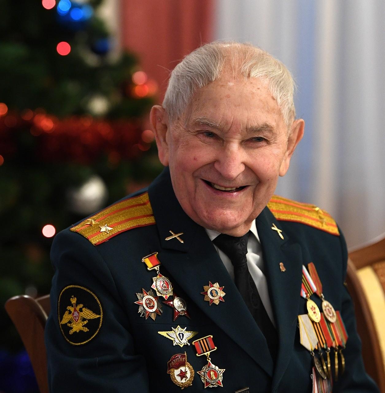 Иван Кладкевич: Главное для меня – дожить до 75-летия Победы