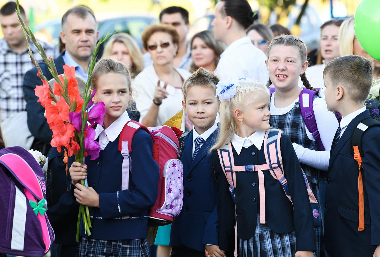 Родителей будущих первоклассников ждут в тверских школах