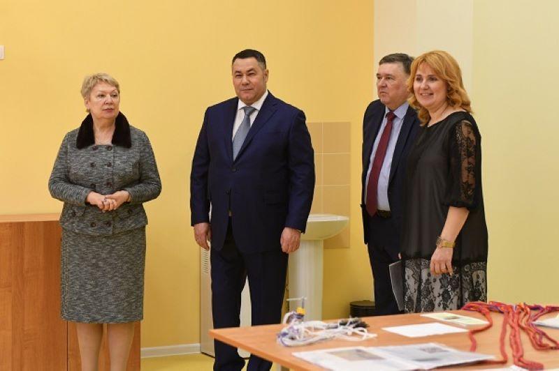 Министр просвещения поддержала предложение тверского школьника