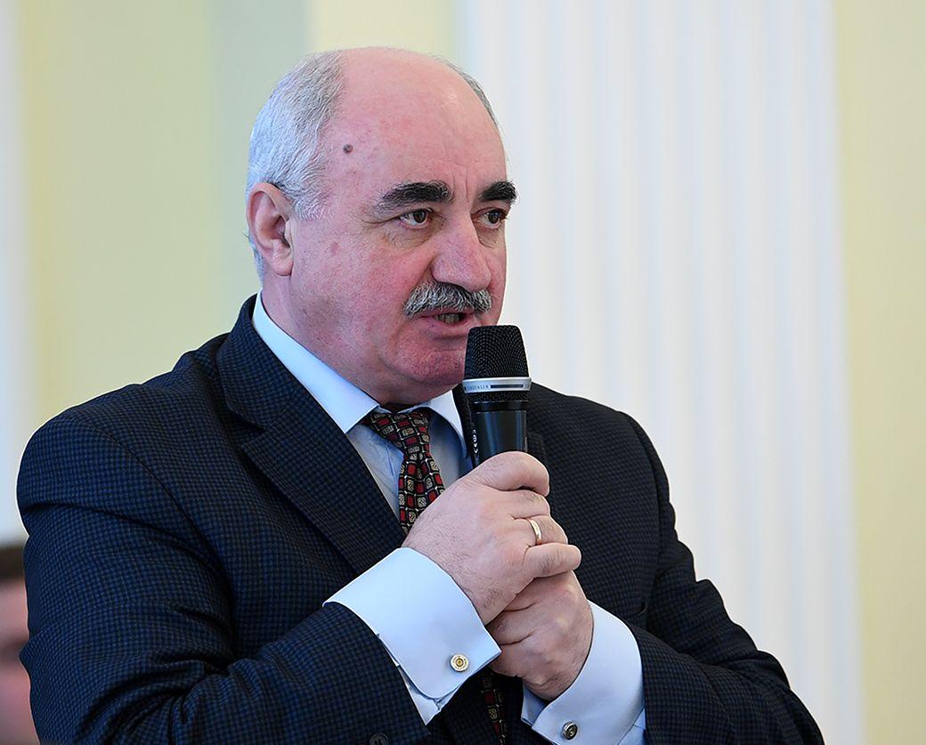 Давид Мамагулашвили: Надо помогать коренным жителям