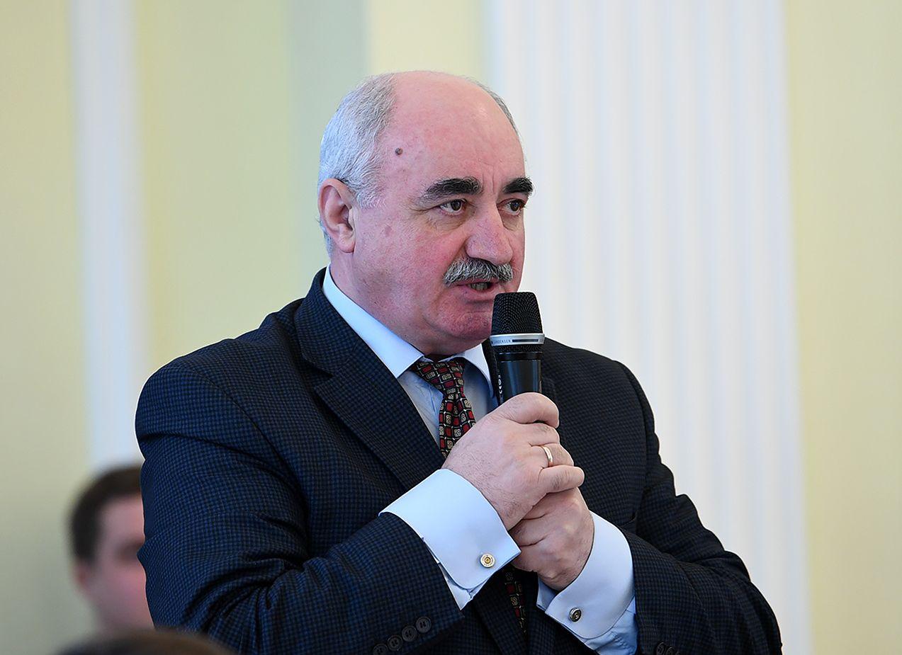 Давид Мамагулашвили: Власть заинтересована, чтобы кадры готовились на территории нашей области
