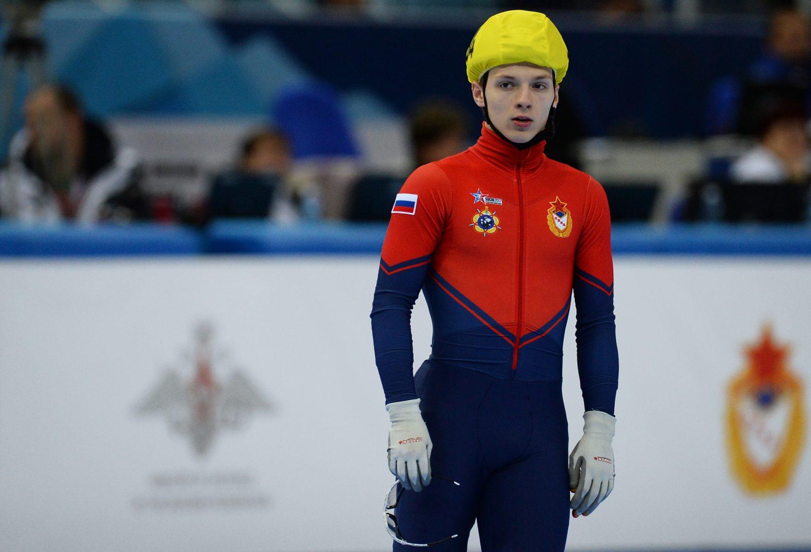 Конькобежец из Твери Даниил Ейбог стал победителем чемпионата Европы