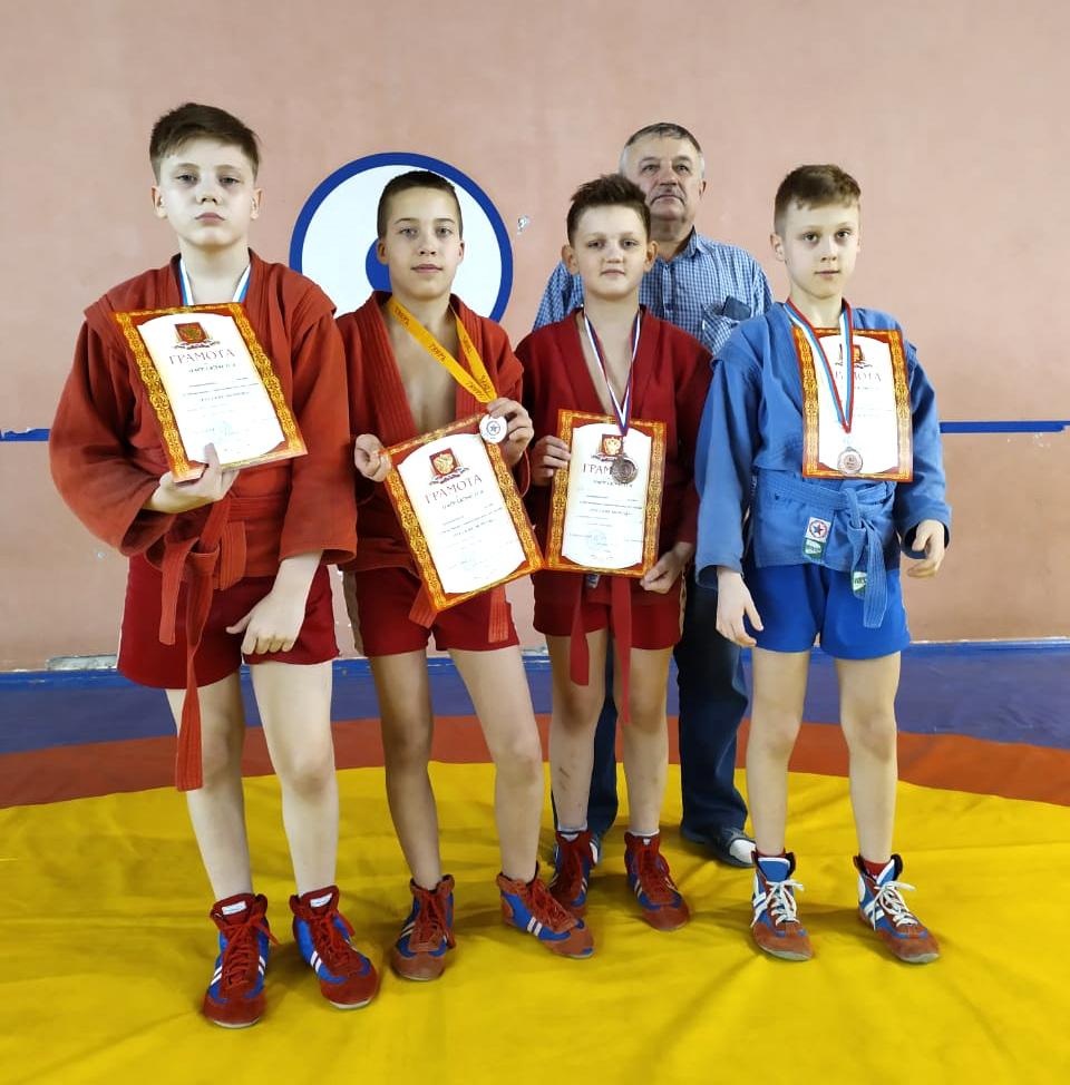 Кимрские бойцы достойно выступили на Всероссийском турнире