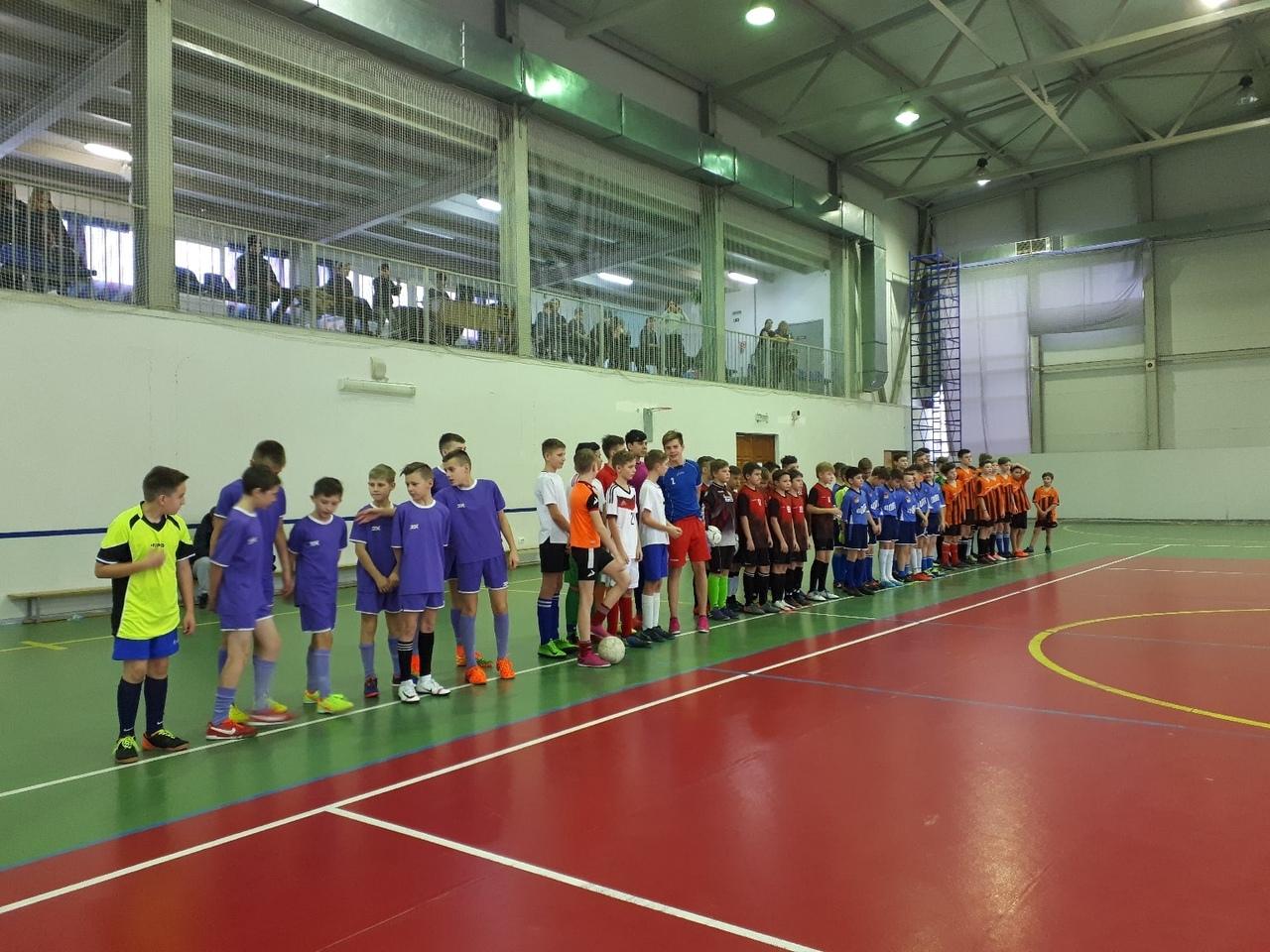 В Западной Двине прошел турнир по мини-футболу