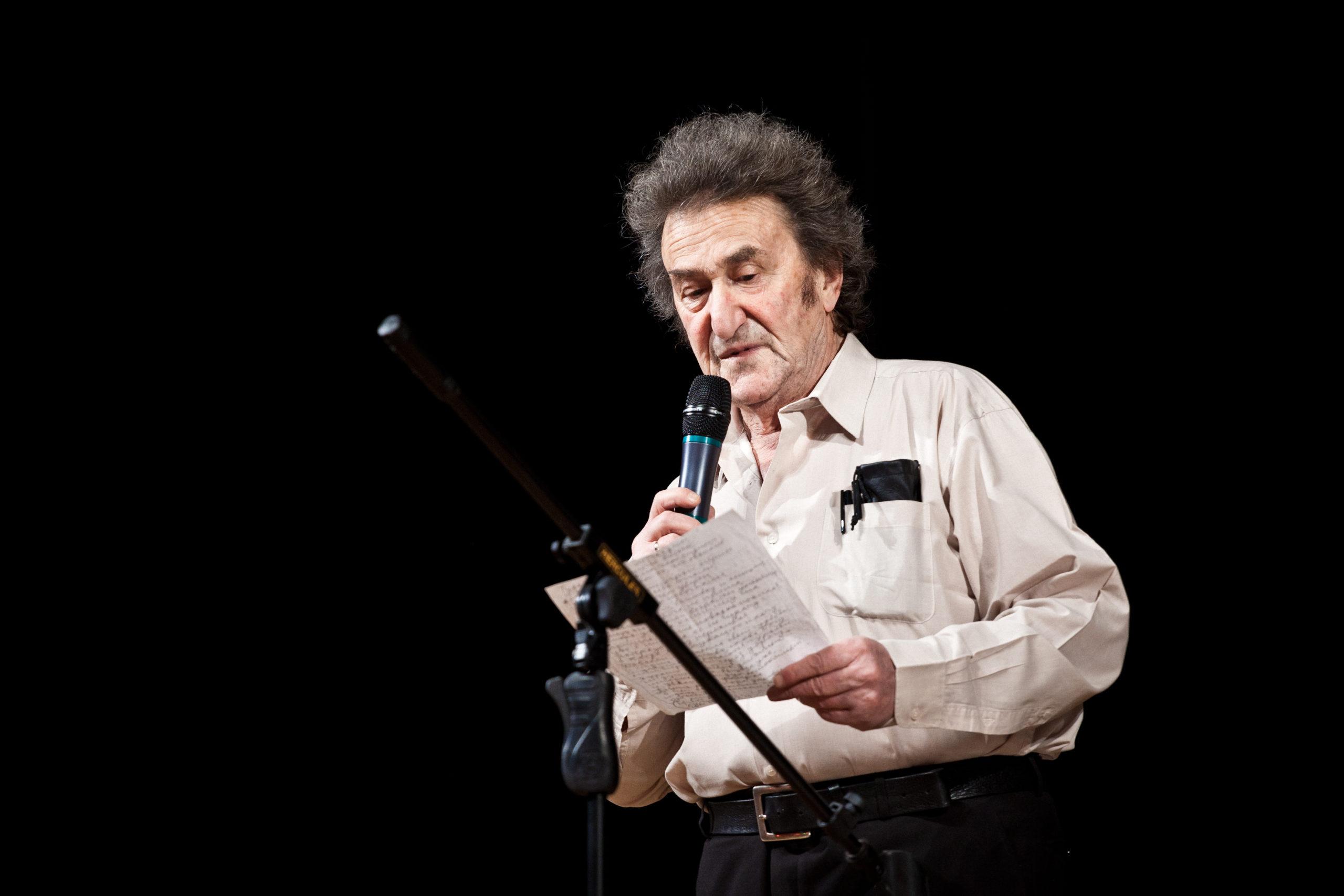 Игорь Губерман расскажет свои стихи в Твери