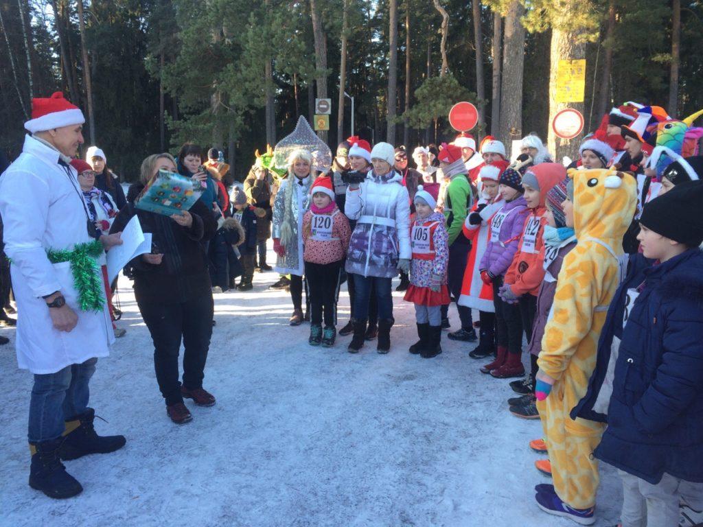 В Тверской области состоялся массовый праздничный забег
