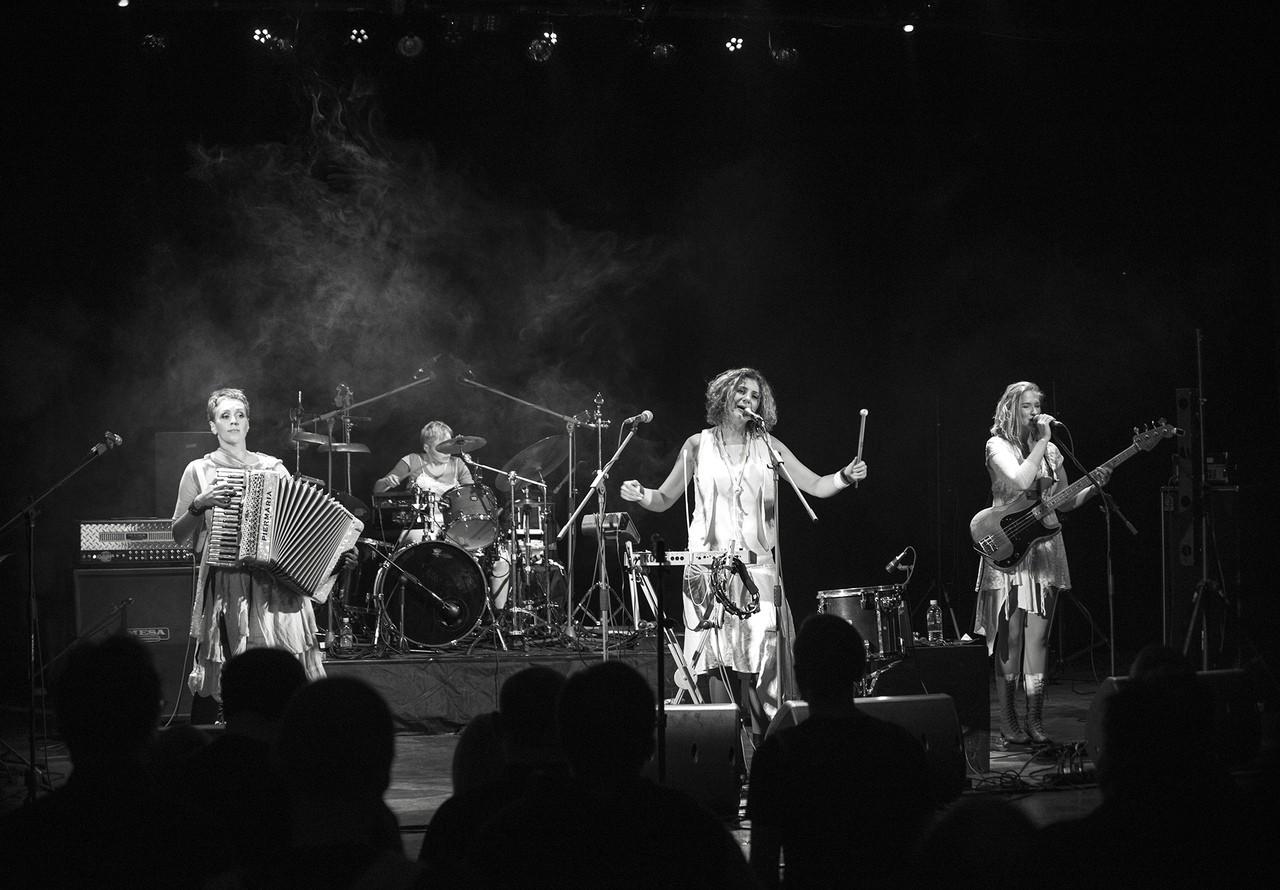 В Твери выступят самые роковые барышни российской сцены