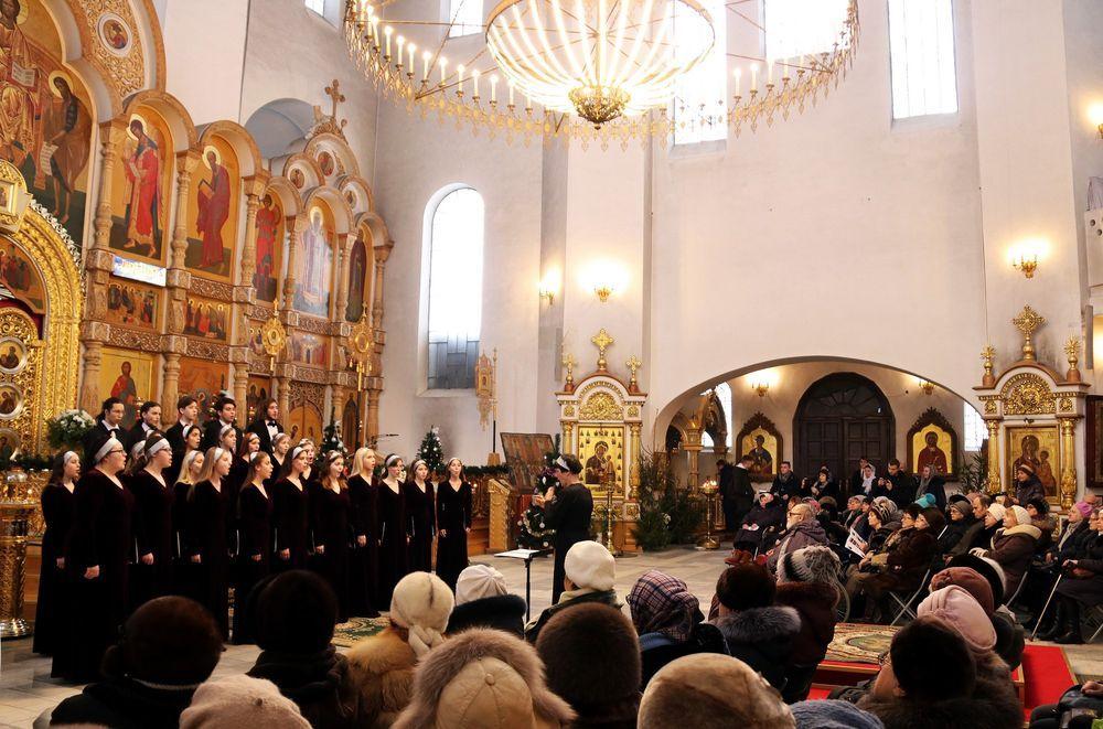 В Воскресенском кафедральном соборе Твери выступят хоровые коллективы