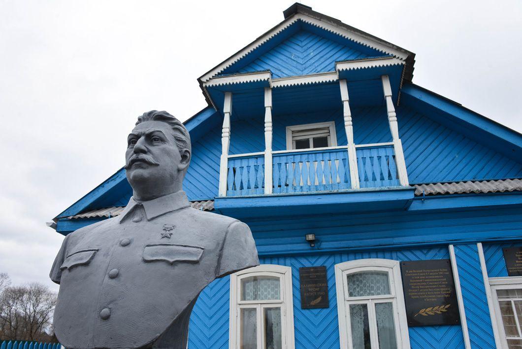 """""""Ставку Сталина"""" в Тверской области посетили больше 6 тысяч человек"""