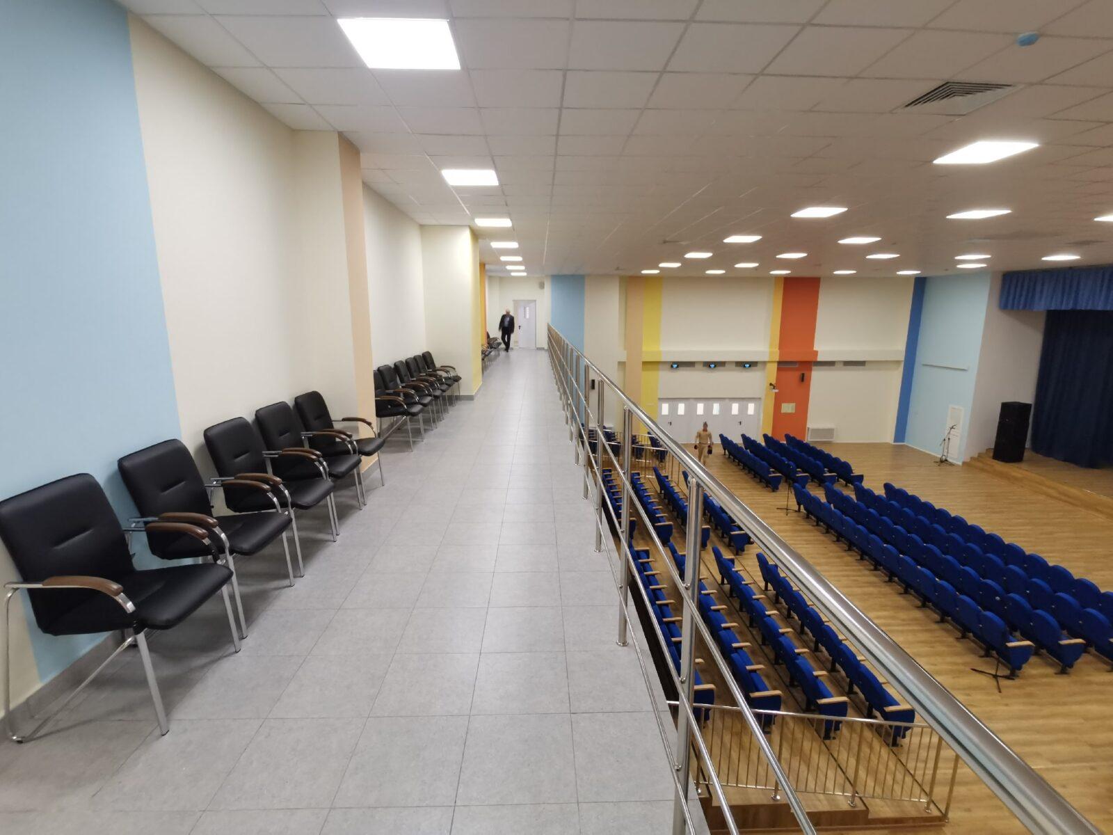 """Построена новая школа на 1224 места в """"Брусилово"""" в Твери ФОТО"""