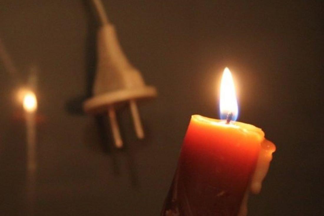 На следующей неделе в нескольких районах Твери будут отключать свет