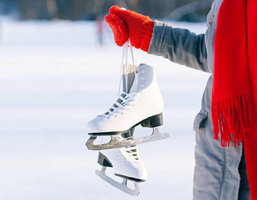 Где можно покататься на коньках в Твери