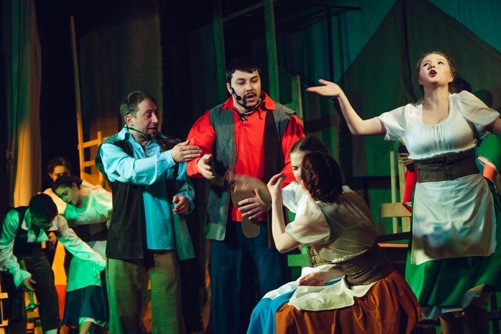 «Историю Мартина Герра» расскажут на сцене театра «Премьер» в Твери