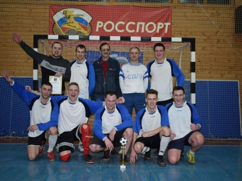 Футбольная команда Оленинского района победила в региональном матче