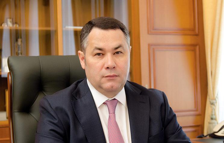 Игорь Руденя поблагодарил ветеранов боевых действий