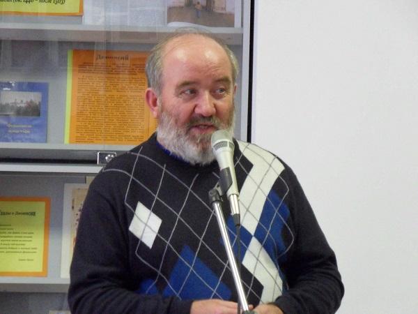 Вячеслав Воробьев: Надо искать новые возможности для сохранения истории