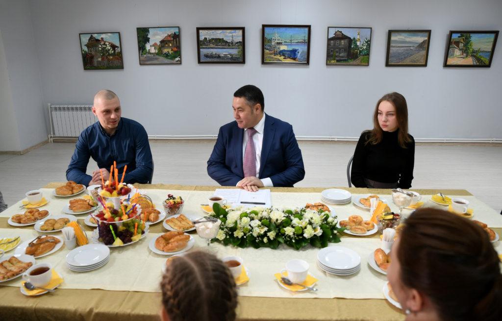 Многодетным семьям Тверской области будет легче получить компенсацию на покупку автомобиля