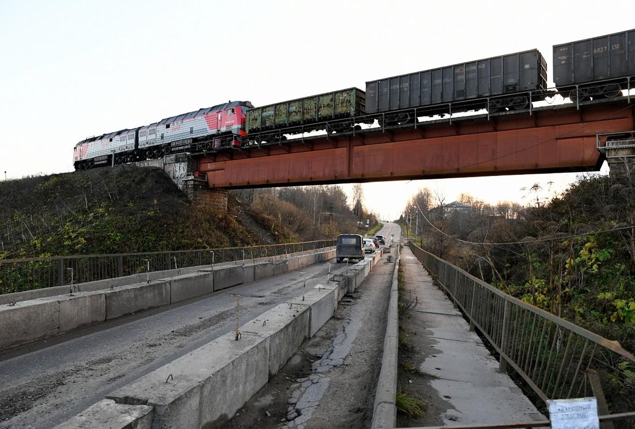 Аварийный мост во Ржеве перейдет в государственную собственность Тверской области