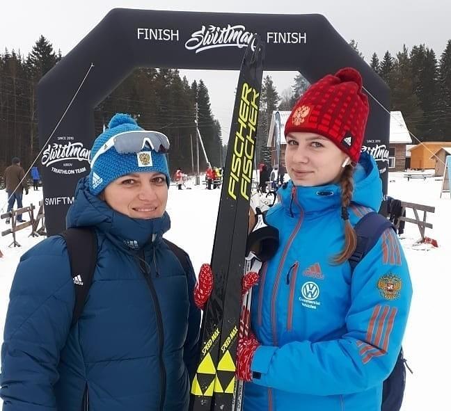 Спортсменка из Тверской области завоевала бронзу Кубка России по зимнему триатлону