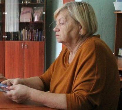 Любовь Михайлова: Ветеранам очень нужны внимание и забота