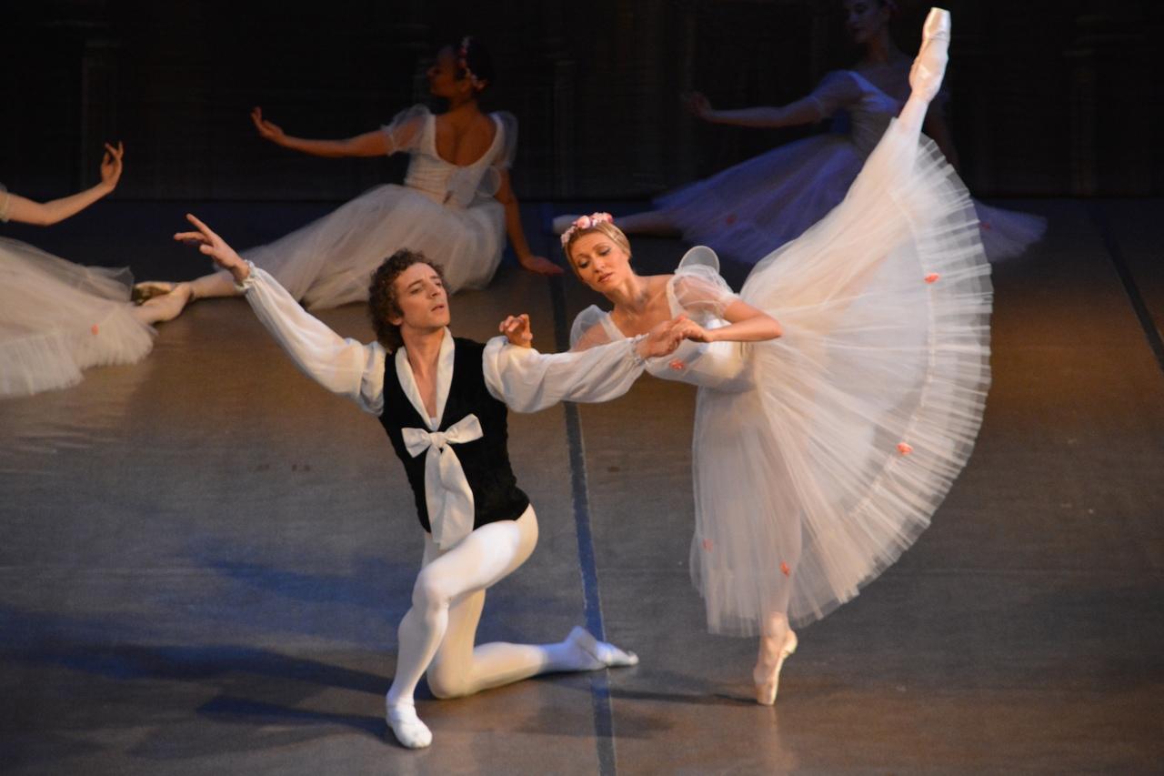 Лучшая балерина станцует в Твери «Шахерезаду» и «Шопениану»