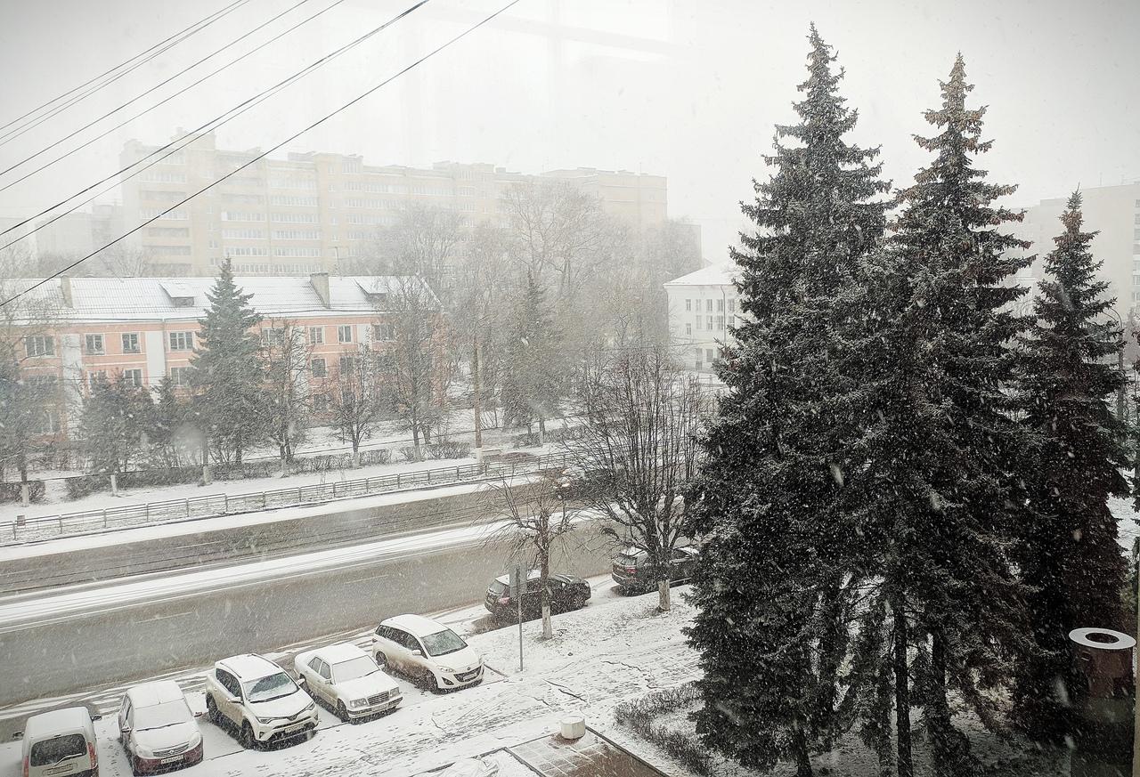 В Тверской области ожидается теплая и снежная неделя