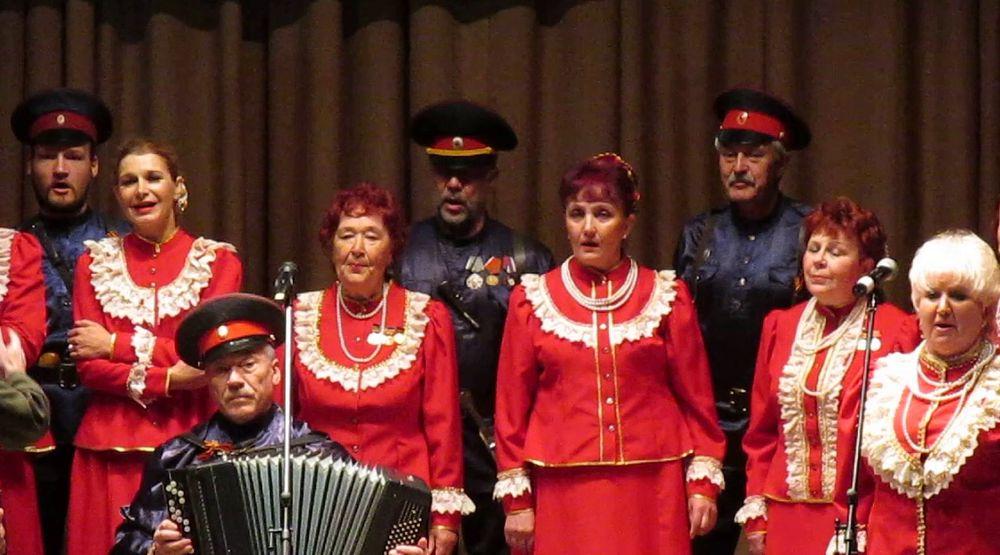 Казачий хор «Тверь» приглашает на концерт