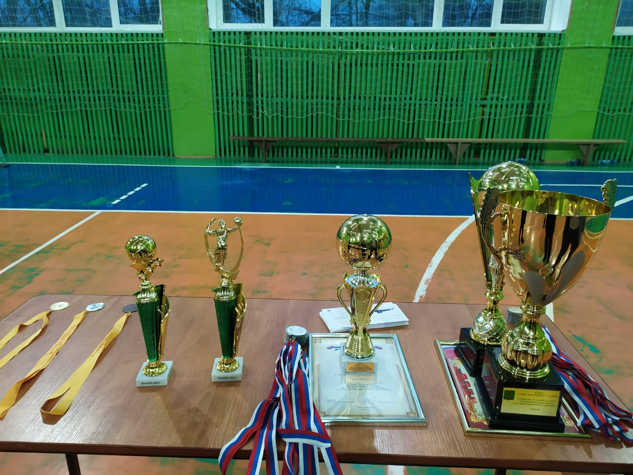 В Торопце сыграли в волейбол в честь освобождения города