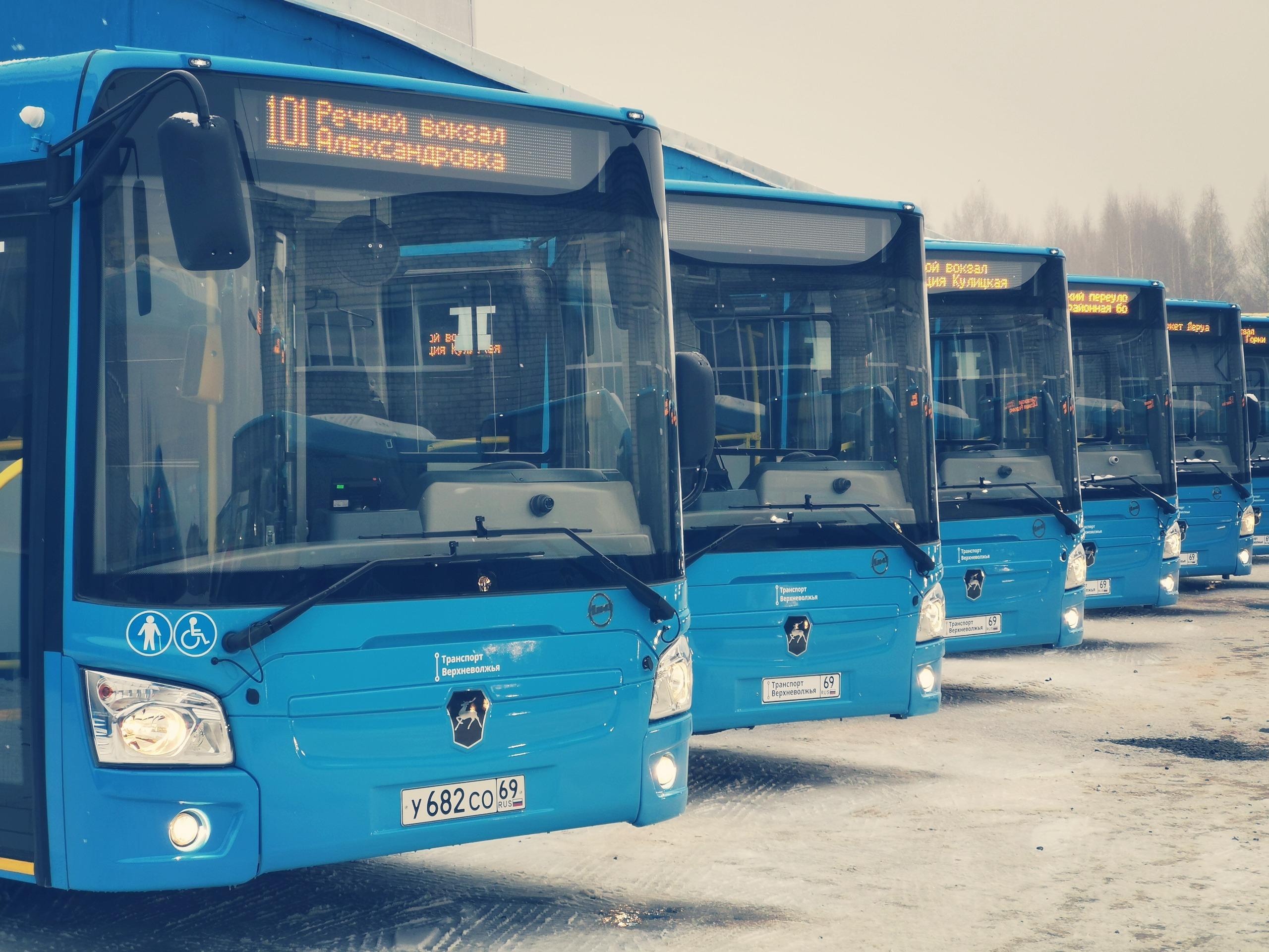 Как прошёл первый день новой транспортной системы Твери