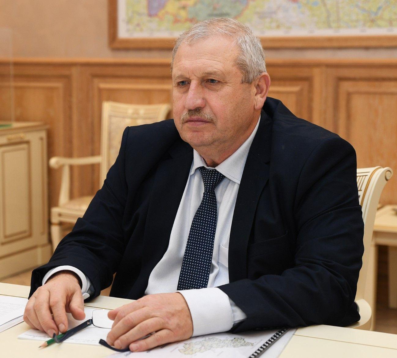 Николай Баранник: У власти на местах должно быть больше самостоятельности