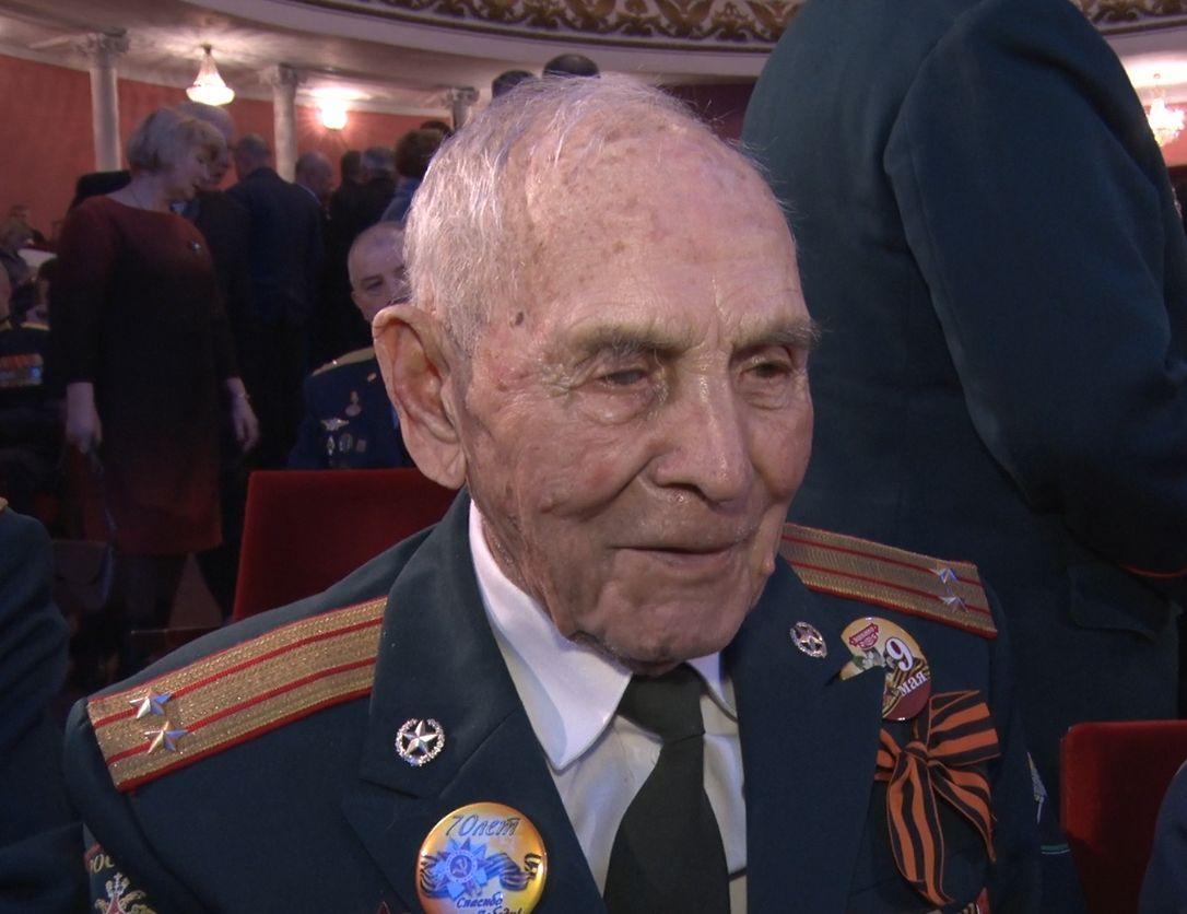 Федор Бирюков: Мы воевали как все, как могли