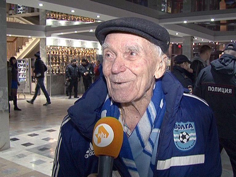 Сергей Кротов: Если бы у «Волги» остался один болельщик, это был бы я