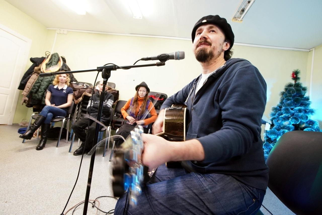 Тверских и московских музыкантов объединит творческий вечер «От сердца к сердцу»