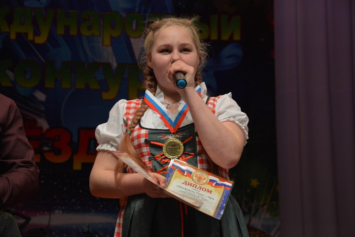 Школьница из Твери выступит на шоу «Голос. Дети»